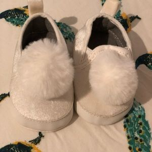 Newborn Snowball Sneakers